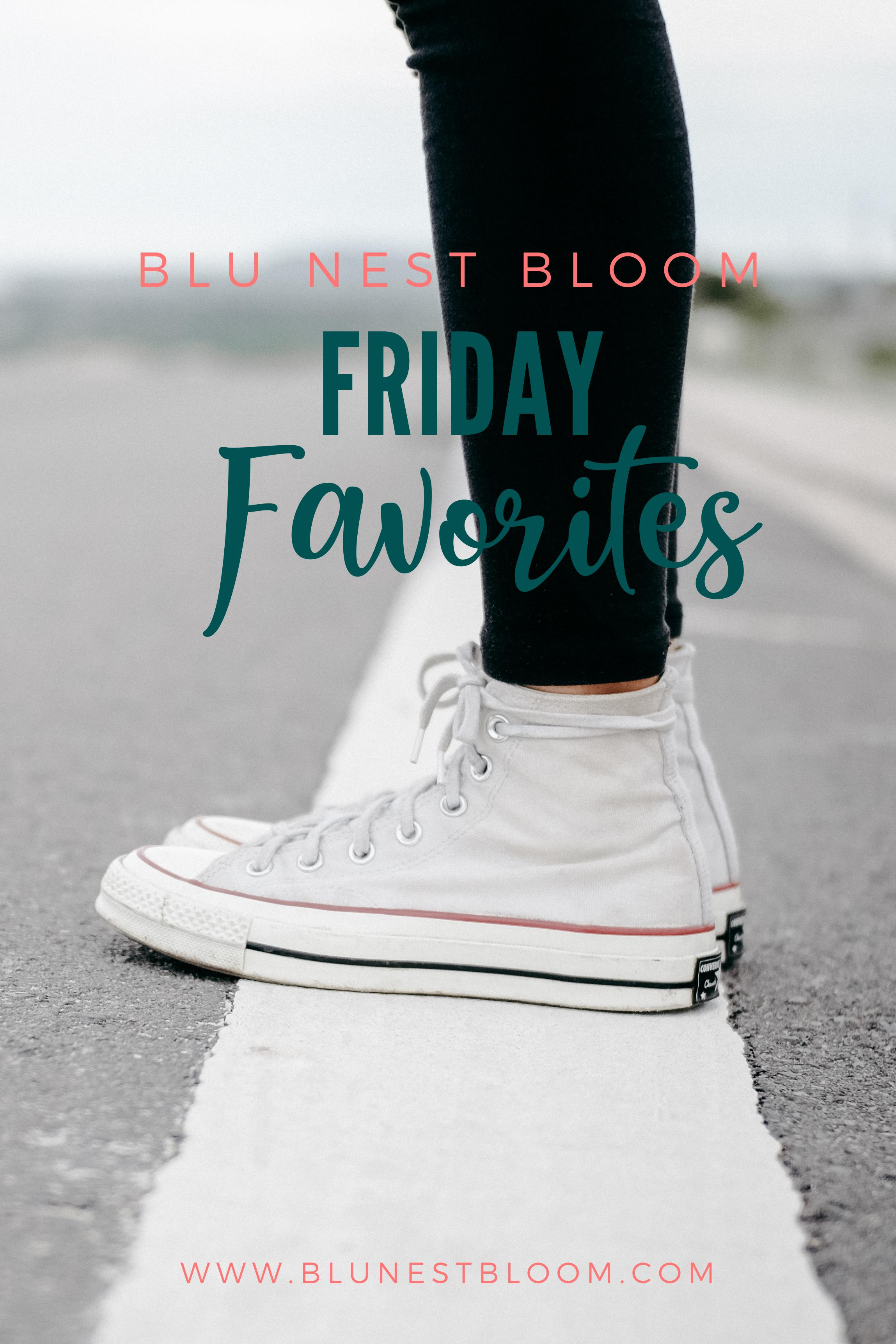 Friday Favorites 2 - Pinterest
